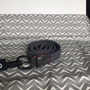 Nixon Grey Belt